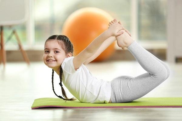 Занятия детской гимнастикой в Киеве